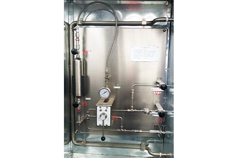 Gas Sampler