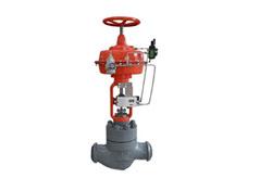 Spray Water Control Valve