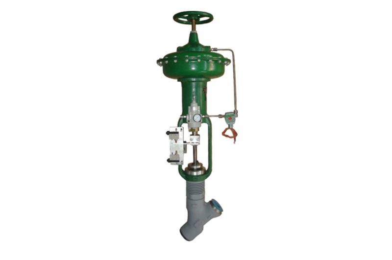 Spray Water Control Valve