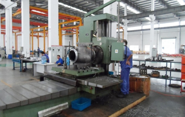Machining Center Overview