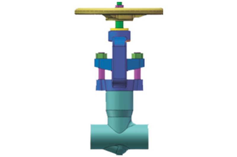 Bonnetless Globe Valves