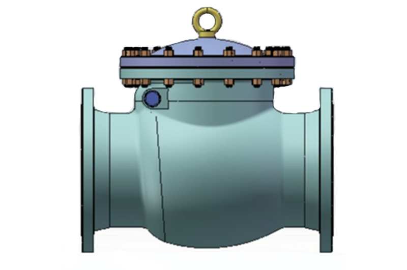 Bolted Bonnet Swing Check Valve