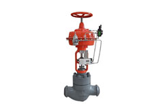 Five Principles Of Control Valve Selection
